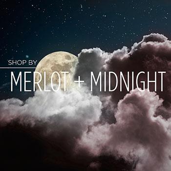 Merlot + Midnight