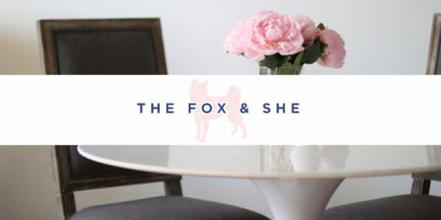 The Fox and She featuring Rove Concepts