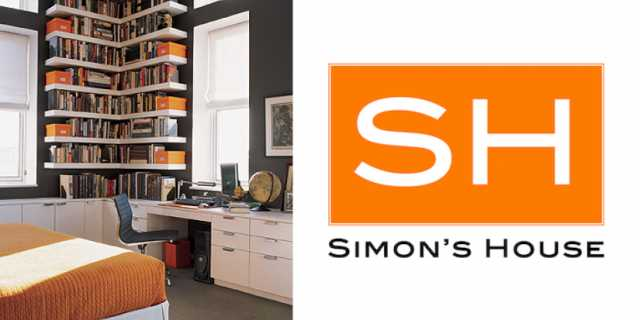 Simon's House featuring Rove Concepts