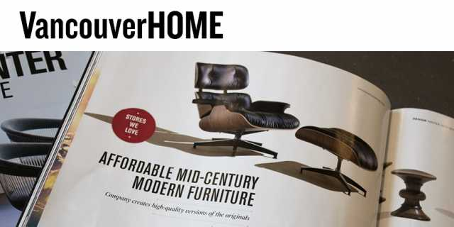 VancouverHOME Magazine Featured Rove Concepts