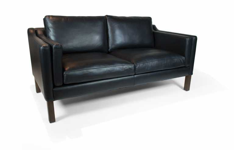 2212 Loveseat - Leather