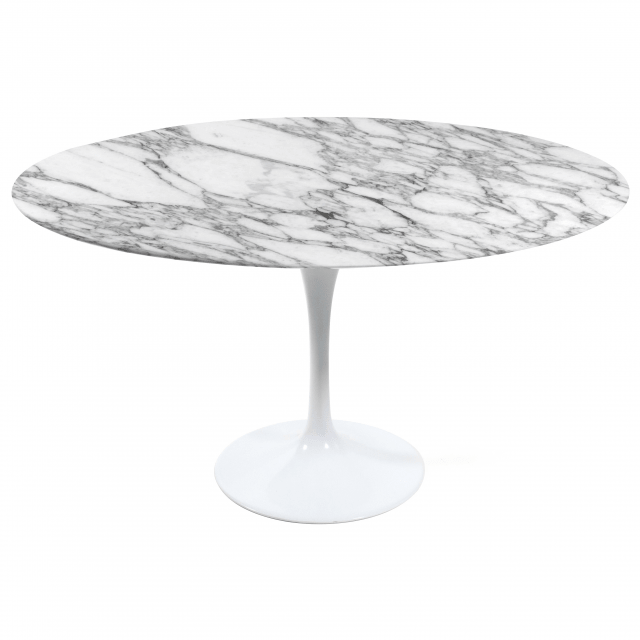 Saarinen Tulip Table - Calacatta Marble