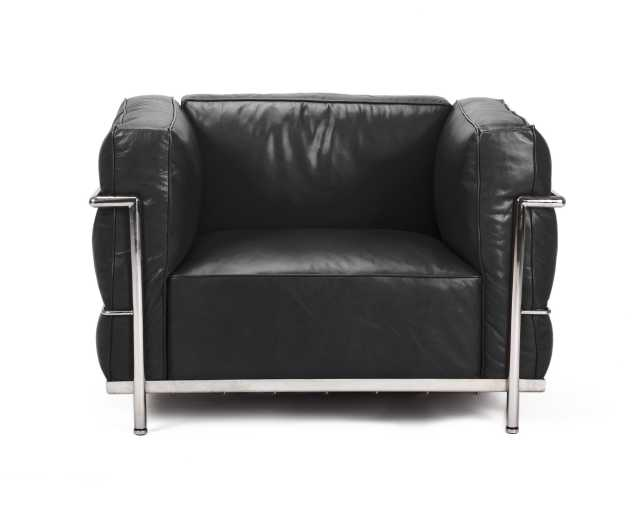 LC3 Grand Soft Armchair
