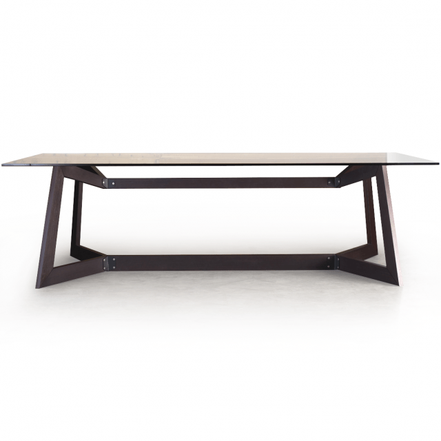 Argyll 87in. Dining Table Base