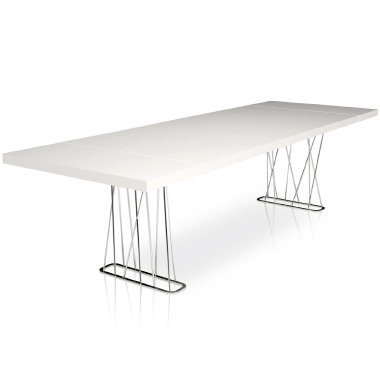 Clarges 87in. Dining Table