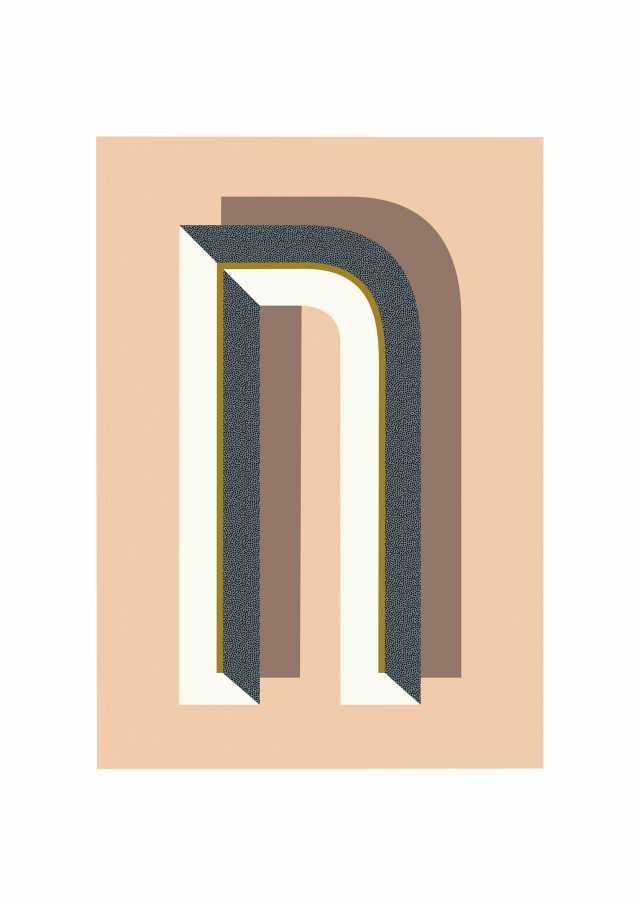 Bau Deco Notebook - N