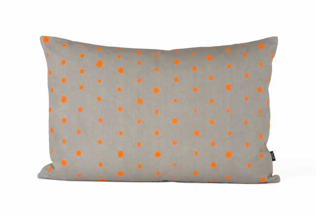 Dotted Cushion - Neon
