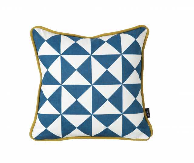 Little Geometry - Blue