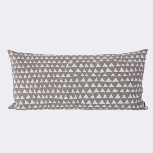 Mountain Cushion - Grey