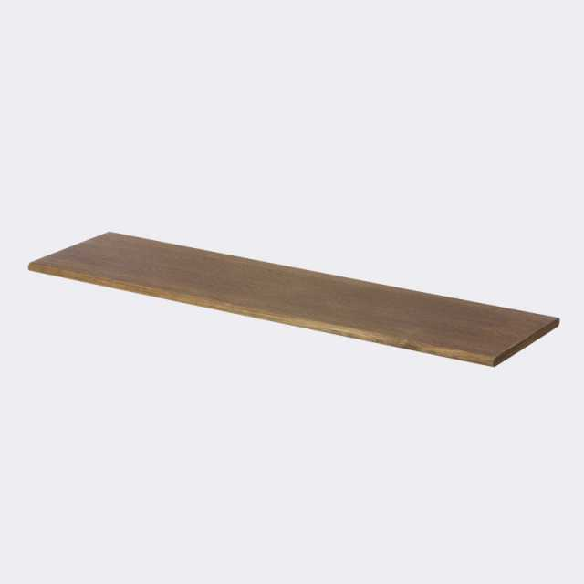 Shelf - Smoked Oak
