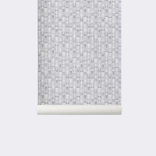 Vivid Wallpaper - Grey
