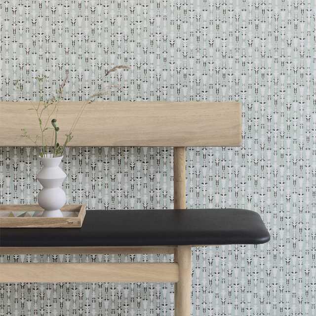 Vivid Wallpaper - Mint